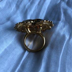 Betsey Johnson Jewelry - Leopard ring